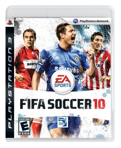 Electronic Arts FIFA Soccer 10 (PS3)