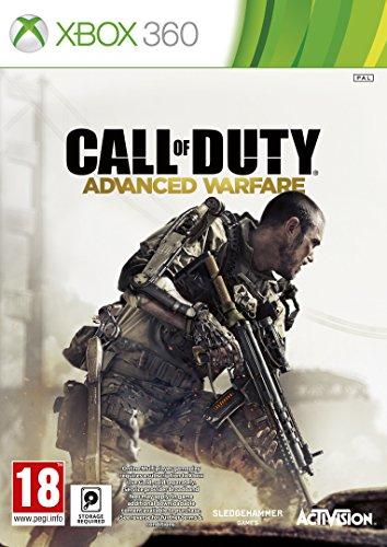 ACTIVISION Call of Duty Advanced Warfare (Xbox 360 PAL version)