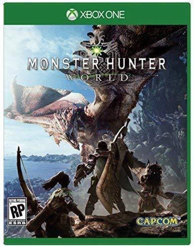 Capcom Monster Hunter World - Xbox One