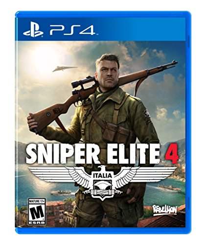 Sold Out Sniper Elite 4 - PlayStation 4