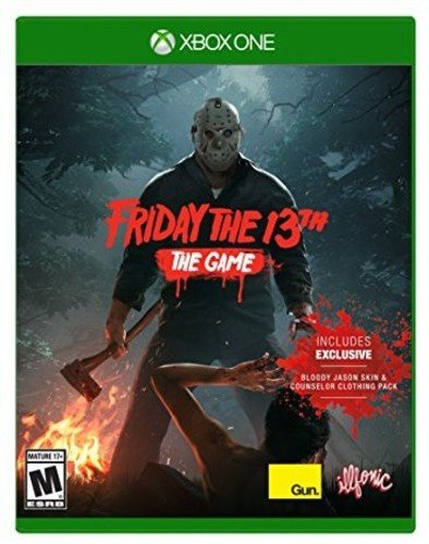 Gun Media Friday The 13th: The Game - Xbox One Edition