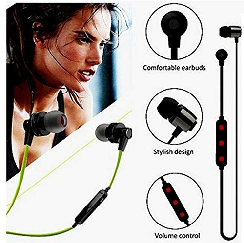 RIYA Products Universal Wireless Earphone H-15 Model 176844