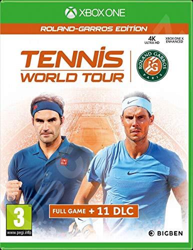 Microsoft Tennis World Tour: Roland Garros Edition (Xbox One)