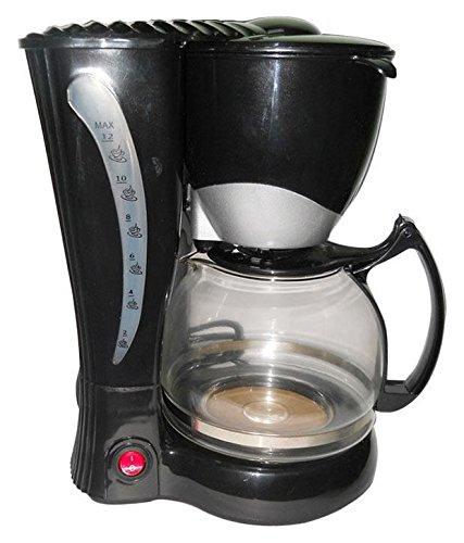 SKY LINE Skyline Drip Coffee Maker - 6 Cups - VT 7014
