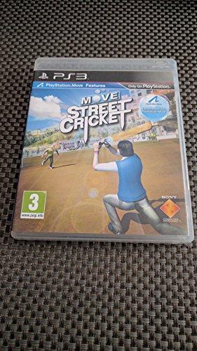 Sony Move Street Cricket (PS3)