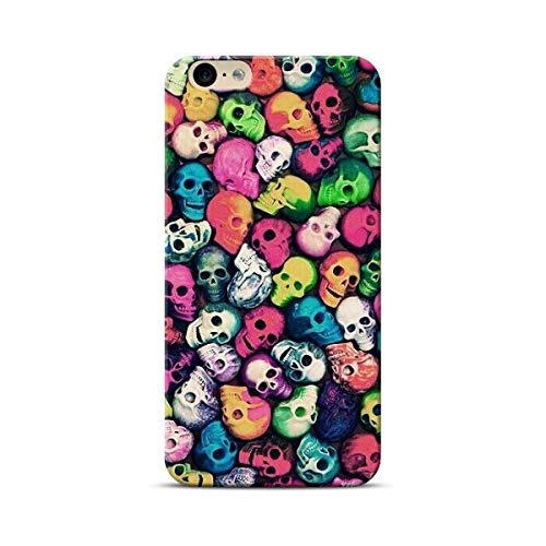 PropFactory Printed Skull Multicolor Phone Case /Back Cover for Smart Phone (I Phone 6)