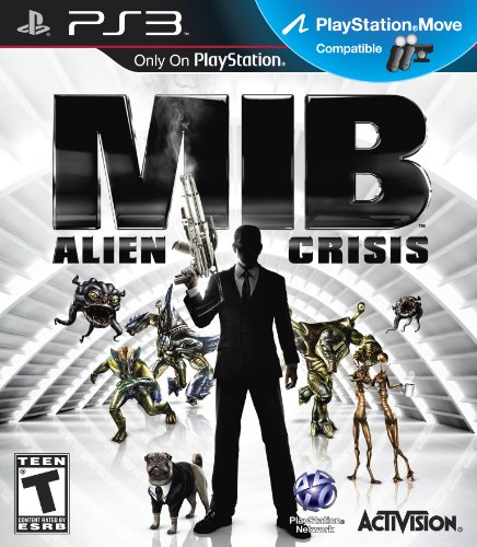 Activision Blizzard Men In Black (PS3)