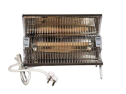Indian Electrical Rod Type Room Heater for Home (Golden)