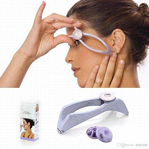 RB Mall Modern Hair Facial Body Removal Threading Epilator System Tools