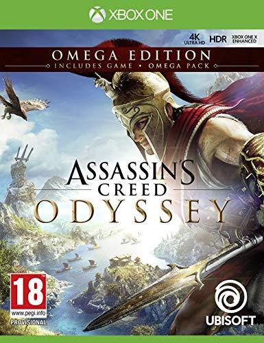 Ubisoft Ltd Assassins Creed : Odyssey Omega Edition ( Xbox One )