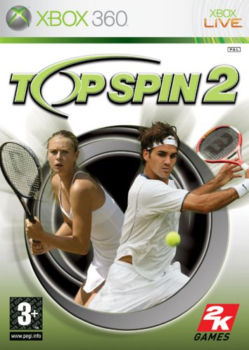 2K Games Top Spin 2 (Xbox 360)