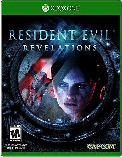 Capcom Resident Evil Revelations - Xbox One Standard Edition