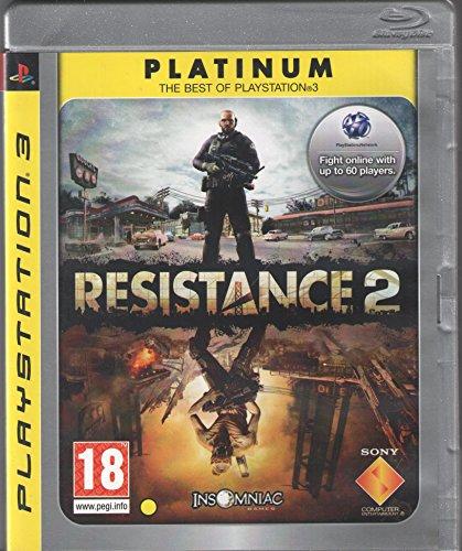 Sony PS3 RESISTANCE 2 (PLATINUM)