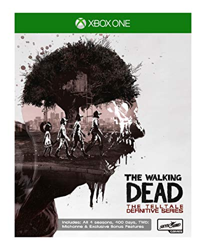 skybound games The Walking Dead: The Telltale Definitive Series (Xbox One)