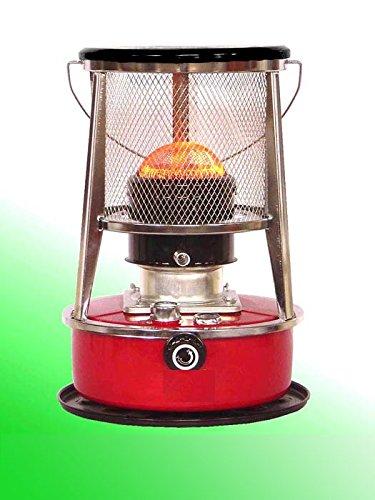 SMARTFLAME Portable Kerosene Iron Heater