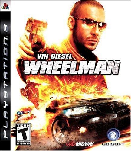 UBI Soft Wheelman (PS3)