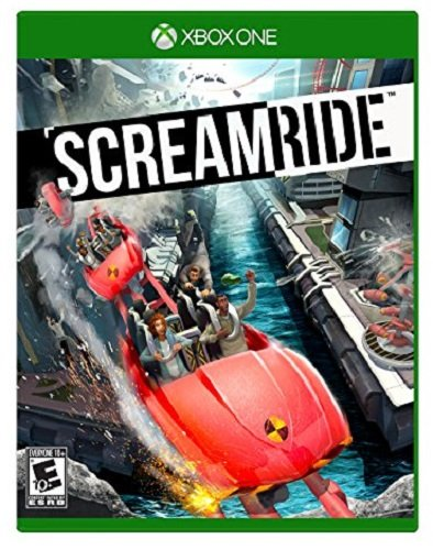 Microsoft Scream Ride (Xbox One)