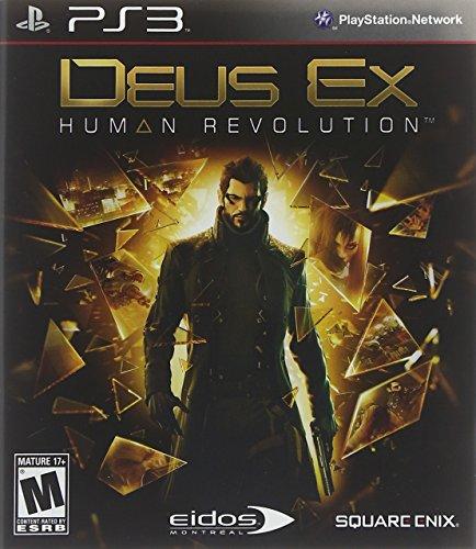 Deus Ex Human Revolution (PS3)