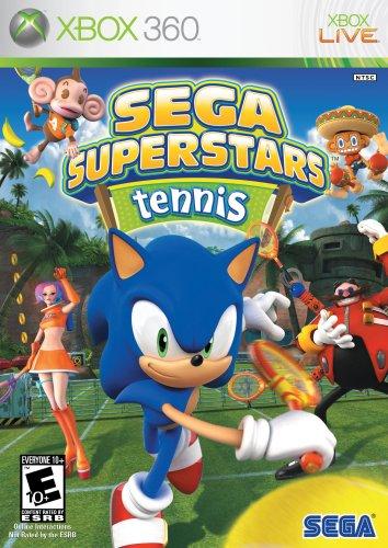 Sega Of America, Inc. Sega Superstars Tennis (Xbox 360)