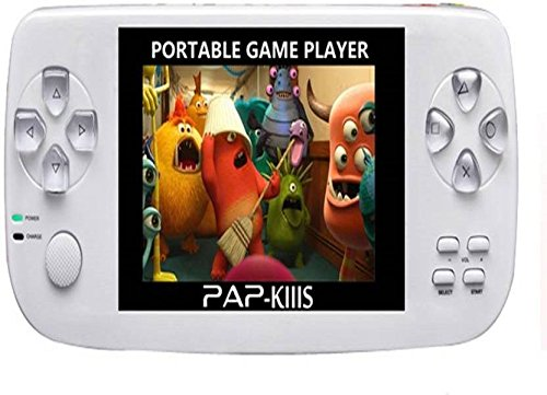 PSP Game kart Psp GameKart SGBP-8 GB with 10000 Games  (White)