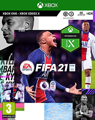 Electronic Arts FIFA 21 Standard Edition (Xbox One)