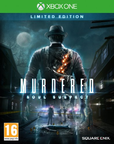 Square Murdered: Soul Suspect Limited Edition (Xbox One)
