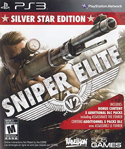 505 Games Sniper Elite V2 - Silver Star Edition (PS3)