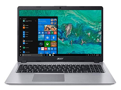 Acer Aspire 5 A515 15.6-inch FHD 8th Gen Quad-Core Intel i5-8250U up to 3.4 GHz, 8GB DDR4, 256GB SSD, Stereo Speakers, UHD Graphics 620