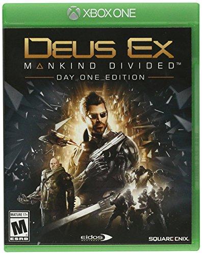 Square Deus Ex: Mankind Divided - Xbox One