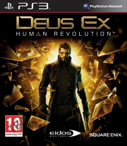 Square Deus Ex: Human Revolution (PS3)