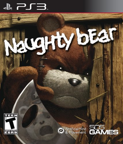 505 Games Naughty Bear Playstation 3