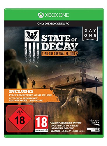 Microsoft State of Decay (Xbox One)