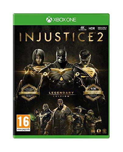 WARNER BROS Injustice 2 Legendary Edition (Xbox One)