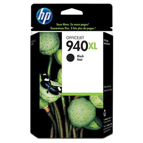 HP 940XL Officejet Ink Cartridge, Black