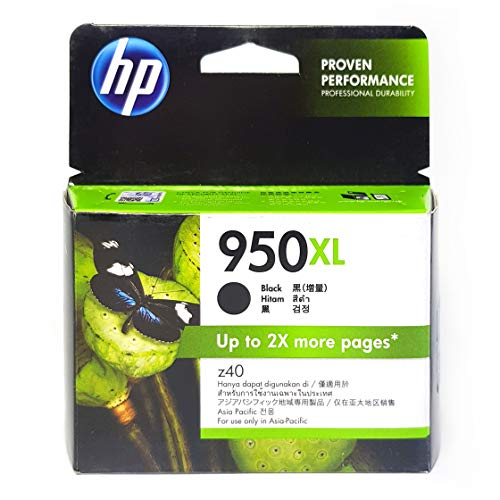 HP 950XL Office Jet Ink Cartridge (Black)