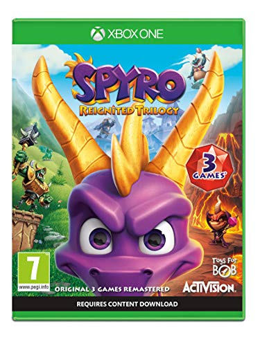 ACTIVISION Spyro Reignited Trilogy (Xbox One)