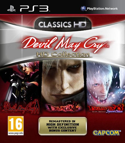 Capcom Devil May Cry HD Collection (PS3)