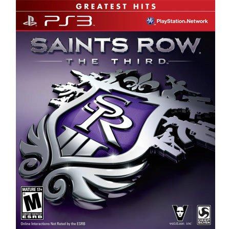 Take 2 Saints Row: The Third PS3 Game