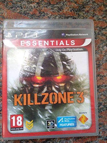 Sony Killzone - 3: Essentials (PS3)