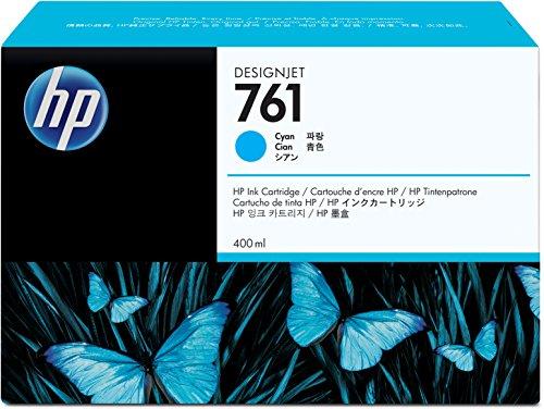 HP CM994A 761 400ml Ink Cartridge (Cyan)