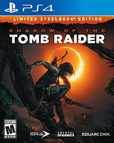 Square Shadow of the Tomb Raider - PlayStation 4