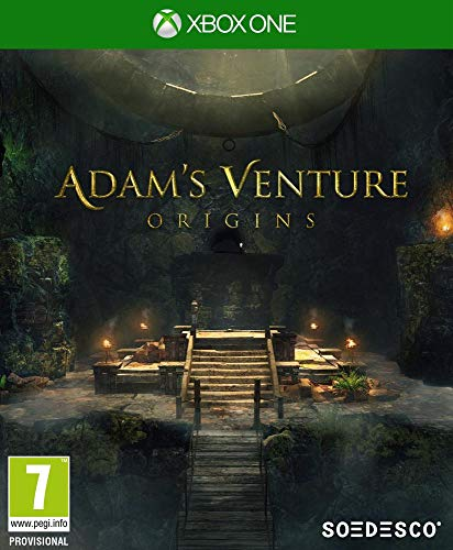 Soedesco Adams Venture Origins (Xbox One)