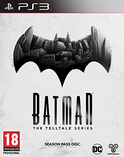 Warner Bros. Interactive Batman: The Telltale Series (PS3)