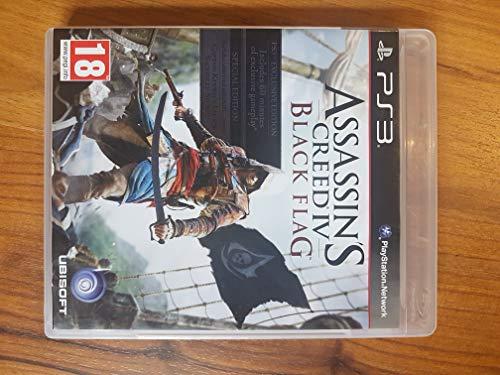 V L Rajesh Assassin's Creed IV: Black Flag Essentials (PS3)