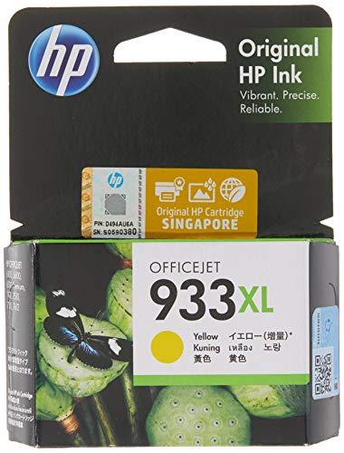HP 933XL Office Jet Yellow Ink Cartridge (Yellow)