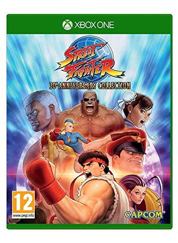 Capcom Street Fighter - 30th Anniversary Collection (Xbox One)