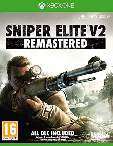 rebellion Sniper Elite V2 Remastered XBOX One