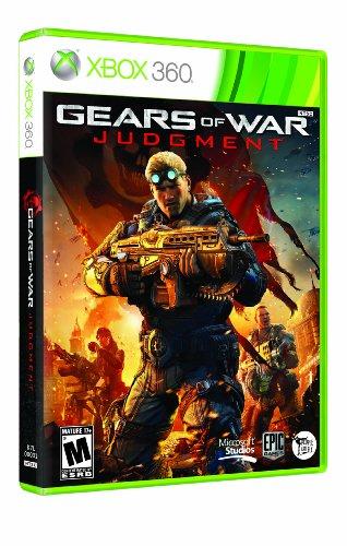 Japan Gears Of War Judgment Xbox 360