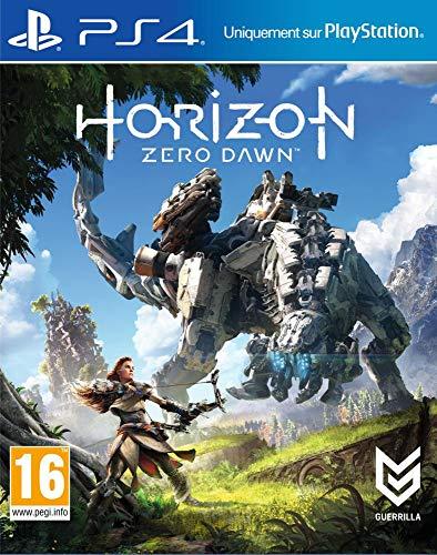 Sony Horizon Zero Dawn - PlayStation 4