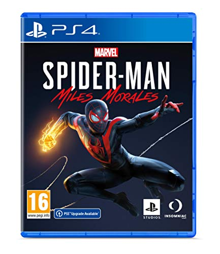 Sony PS4 Marvel's Spider-Man: Miles Morales (PS4)